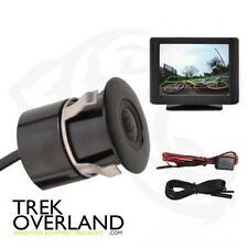 "Land Rover Defender 4x4 Rear View Reversing Camera w/ 3.5"" LCD Monitor - GRC001"