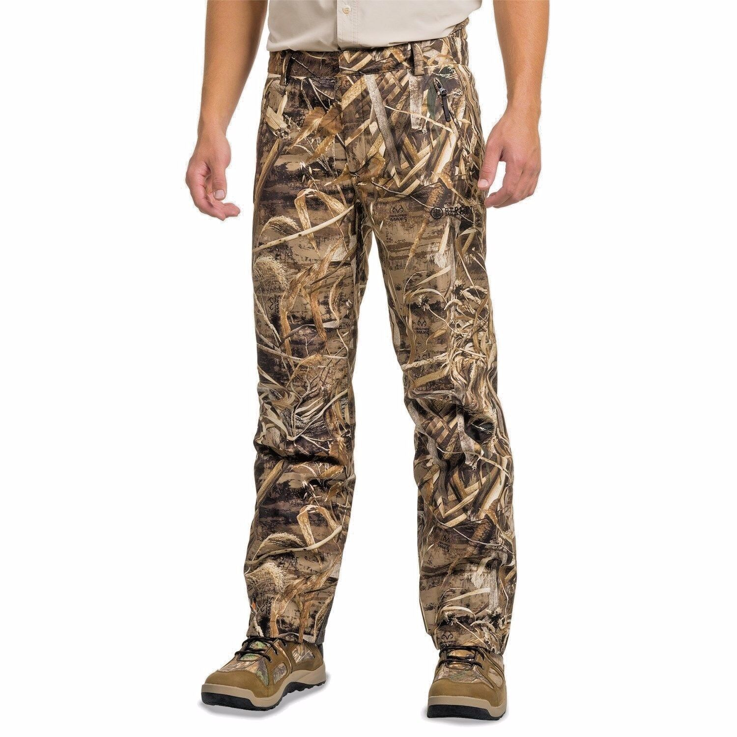 BERETTA Waterhönser Max5 Hunting Pants - 2 Layer Camo Tree Vattensäker BNWT