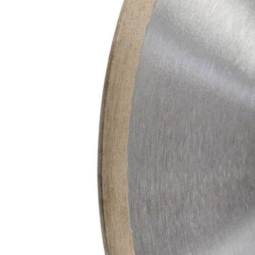 "10/""x .060/""Glass Tile Saw Diamond Blade 5//8/""Arbor Wet Cutting Glass Mosaic 7mmRim"