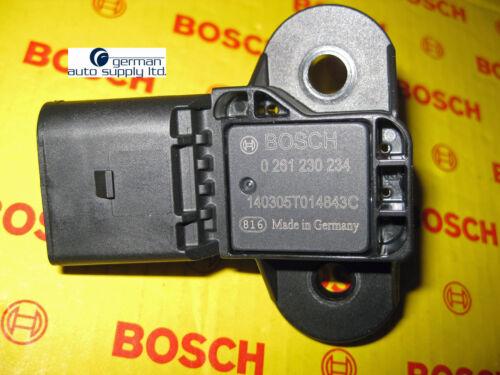 Volkswagen Manifold Absolute Pressure Sensor 0261230234 VW MAP BOSCH Audi