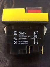 up to 2.5KW motor switch 2S Built-in switch KEDU KJD12 main switch 230V