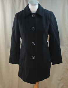 Med Ny Bay St Frakke Blend Lår Etiketter Black Længde Wool Ps Johns OzWZHrOv