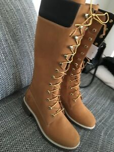 Details Neu Premium 14 Wheat Schnürstiefel Zu Timberland Inch Boots Damen zMSVqUp
