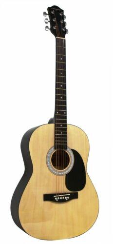Akustikgitarre Martin Smith W-100 4//4 Westerngitarre Instrument natur ohne Ovp