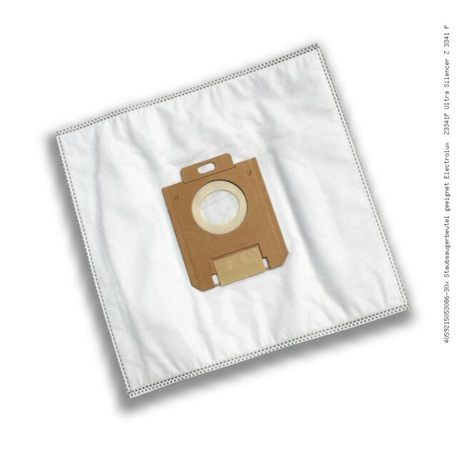 30 Staubsaugerbeutel für Electrolux Z3340 Ultra Silencer Z 3340
