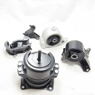 -Hydr 03-04 for Honda Pilot// 01-02 for Acura MDX  3.5 Engine /& Trans Mount 5PCS