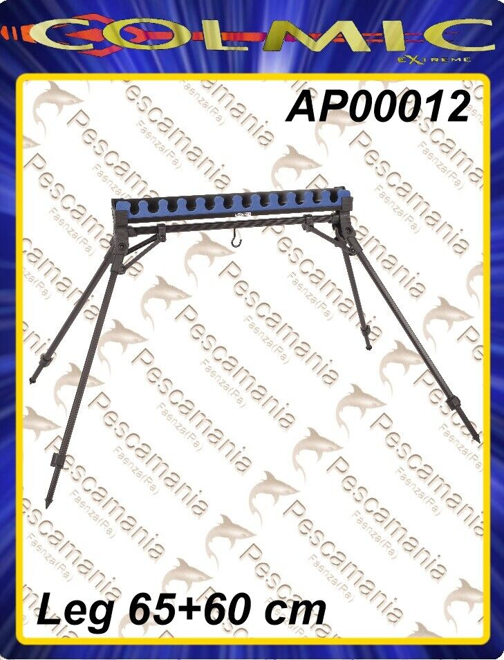 Supports kit 12 Sitzs with Legs and Rear Joke roubaisienne colmic 65+60cm