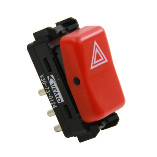 URO V30-73-0124 Electrical Hazzard Warning Light Switch Dash Dashboard Button