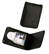 iPod nano 3G Etui Ledertasche Schwarz Schutzhülle Etui Leather Case Schick*