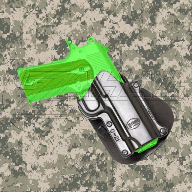 Fobus Paddle Holster for 1911 style handguns