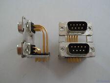 Dualport Stecker-Stecker D-SUB DP 18 STST 2x9polig *Neu* *1 Stück*