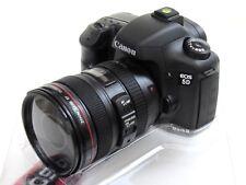 Canon EOS 5D MK III con la pubblicità in plastica 24-105mm VISUALIZZAZIONE PROP