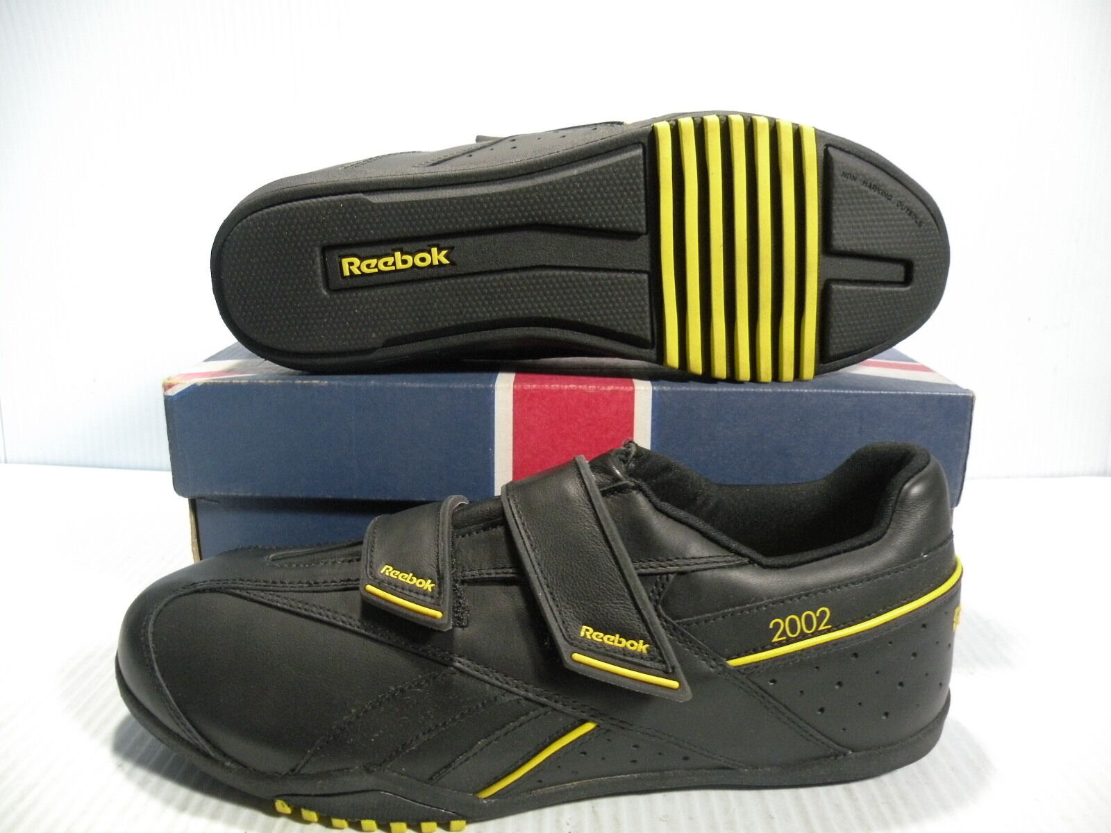 REEBOK CLASSIC CYCLOSPRING 32-76764 LOW SNEAKERS hommes Chaussures noir 32-76764 CYCLOSPRING SIZE 7 NEW a80d76