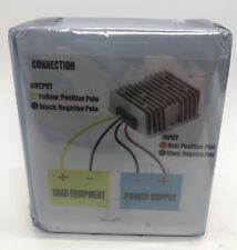 Dc Car Voltage Converter 12v Step Up To 24v 10a 240w Power Supply New