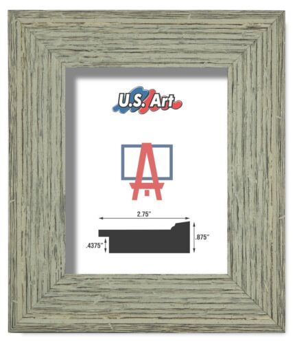 "US Art Frames 2.75/"" Worn Distressed Country Tumbleweed Polystyrene Picture S-B"