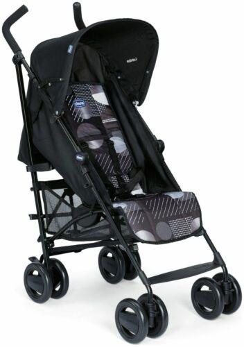 Used Chicco London Matrix Stroller-GT76.