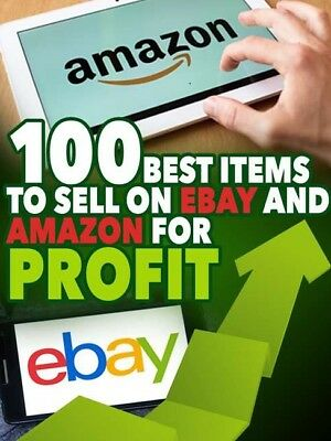 Over 100 Top Items To Sell On Ebay Amazon For 2019 With Of Sales And Profit Ebay