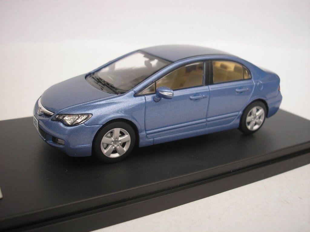 HONDA CIVIC 2006 bluee 1 43 Premium x prd428 NEW
