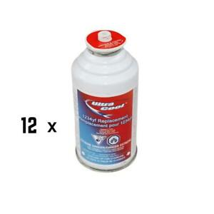 AC GAS R1234yf REPLACEMENT BOTTLE 12 OZ [UC-000001] (Pack of 12) Canada Preview