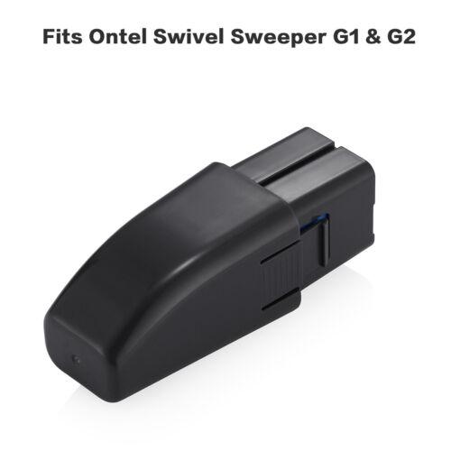 7.2V 2000mAh RU-RBG Vacuum battery for Ontel Swivel Sweeper G1 /& G2 USA