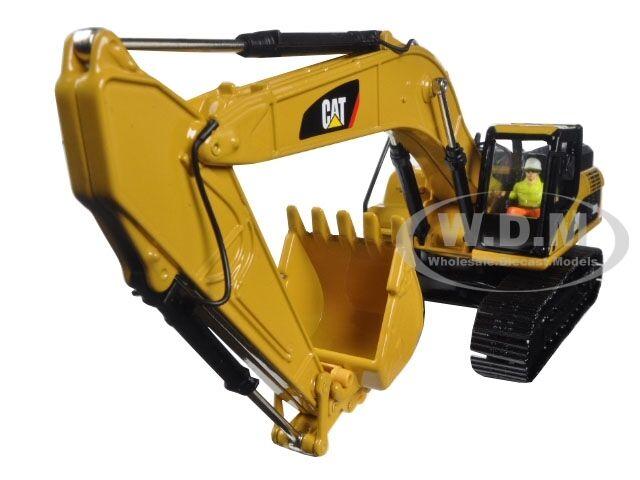 Cat CATERPILLAR 330D L Pelle hydraulique modèle 1 50 par Diecast Masters 85199 C