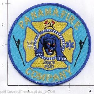 Nueva-York-Panama-Fire-Company-NY-FIRE-DEPT-Parche