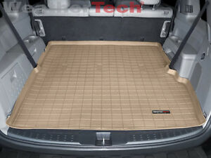 Image Is Loading WeatherTech Cargo Liner Trunk Mat For Honda Pilot