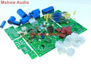 Details about DIY KIT for EL84 stereo push-pull tube power amplifier Class  AB 13W×2 Components