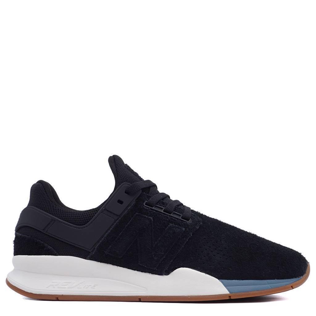 New Balance 247 V2 Sport Black Light Petrol Men Lifestyle Sneaker Mens MS247OW