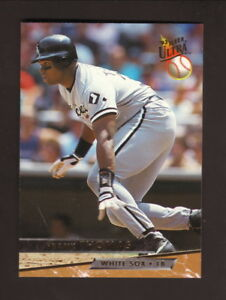 Details About Frank Thomas Chicago White Sox 1993 Fleer Ultra Baseball Card