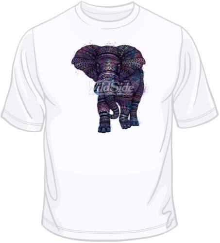 Color 10571 Pastel Elephant T Shirt You Choose Style Size