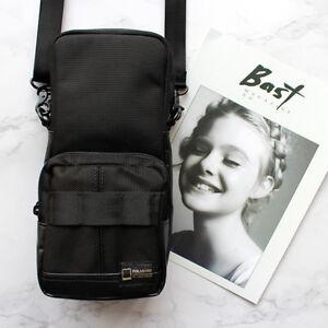Polaroid 690 Camera Bag for SX-70 SLR680 690 Sonar Black Nylon   eBay 216abbba7d42
