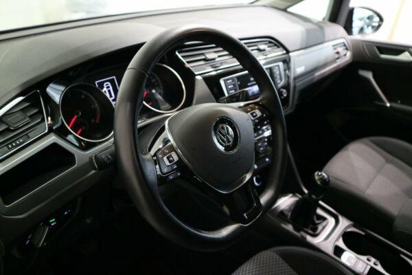 VW Touran 1,6 TDi 110 Comfortline 7prs - billede 3