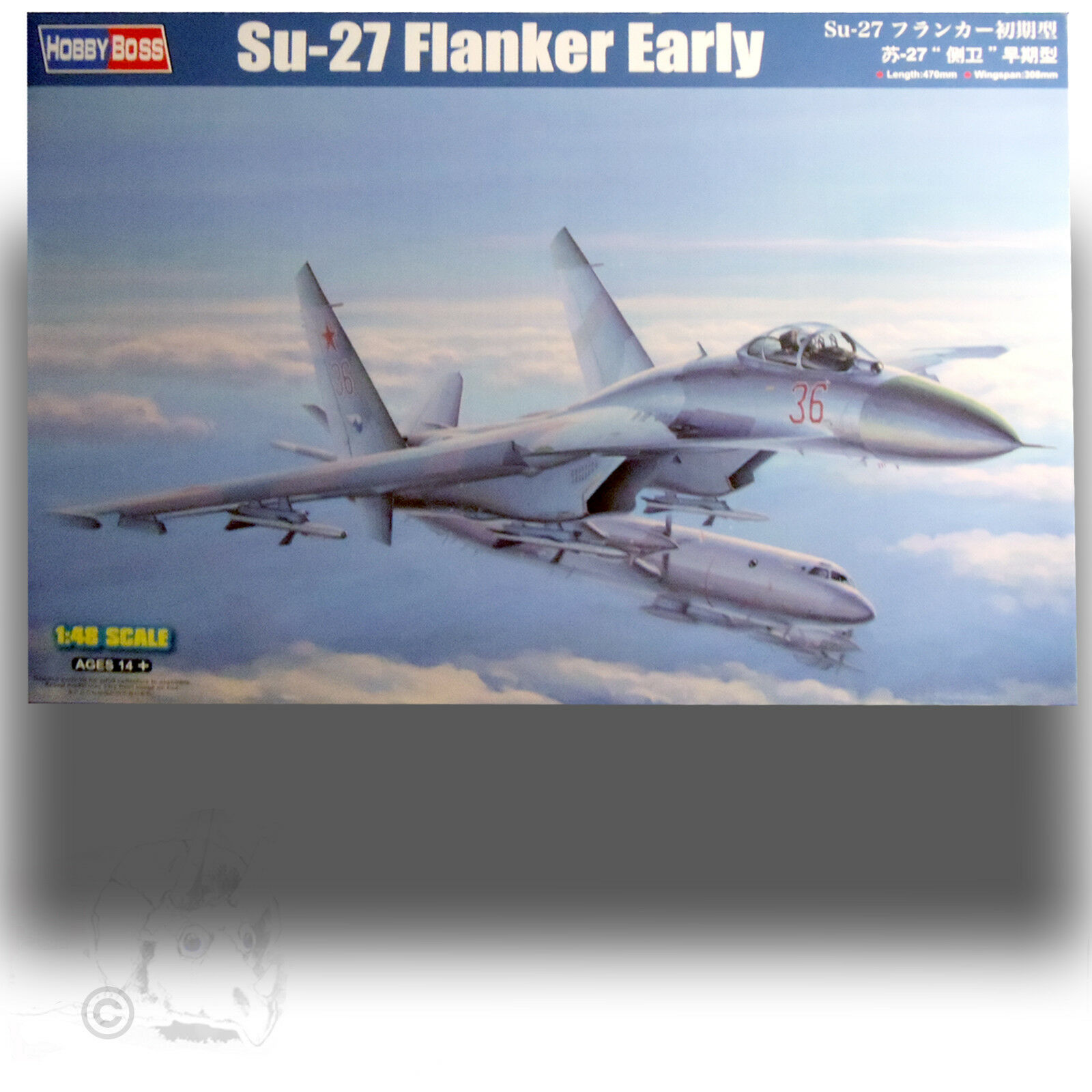 Trumpeter 05801 1//48 Scale Mig-23BN Flogger H Bomber Aircraft Assembly Model Kit