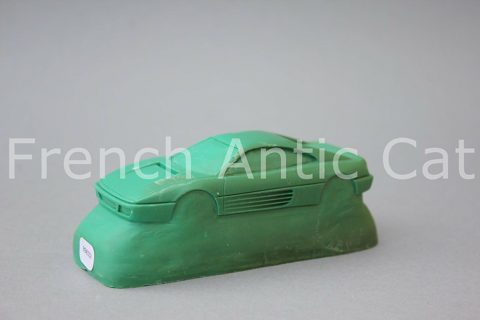 Rare matrice moule résine FERRARI F 348 GTB 1 43 Heco modeles voiture F348 SI
