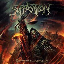 Pinnacle of Bedlam by Suffocation (CD, Feb-2013, Nuclear Blast)