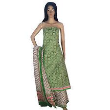 Rajasthali - Jaipuri Bandhej Print Cotton Salwar Suit Dupatta Material