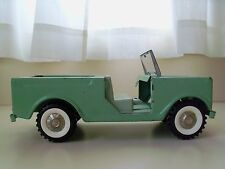 STRUCTO - INTERNATIONAL SCOUT (MINT GREEN) - PRESSED STEEL