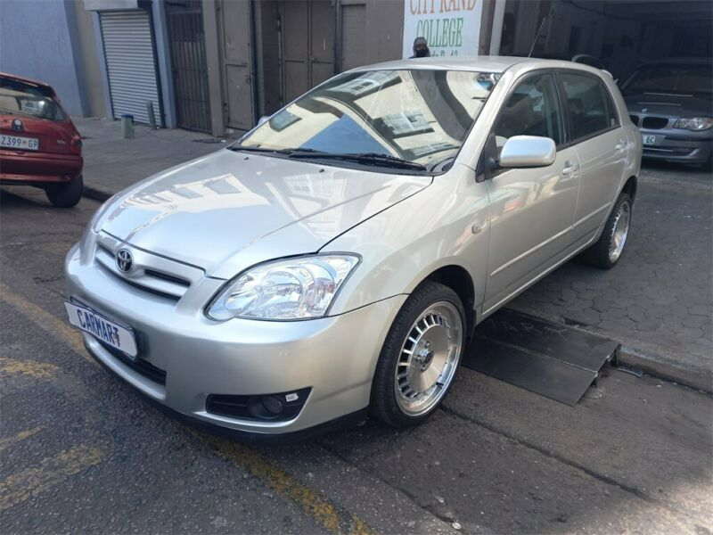 2007 Toyota RunX 160 RX, Silver with 88000km available now!