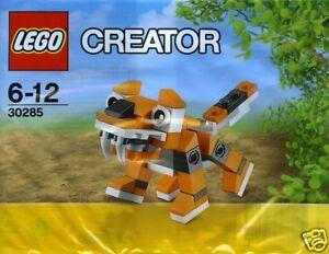 LEGO-CREATOR-30285-SABELZAHNTIGER-NEU-2015