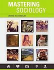 Mastering Sociology with MySocLab Access Card Package by James M Henslin (Mixed media product, 2014)