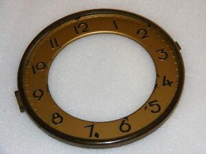Antiquitäten & Kunst Tischuhr Kaminuhr Buffetuhr Uhrenzifferblatt Alte Antike Originale Ring *** Buy One Give One