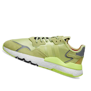 ADIDAS-WOMENS-Shoes-Nite-Jogger-Semi-Frozen-Yellow-amp-Yellow-EE5911