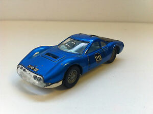 Dinky Toys - 216 Dino Ferrari Bleue