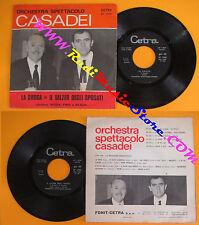 LP 45 7'ORCHESTRA CASADEI La droga Il valzer degli sposati 1970 italy cd mc dvd*