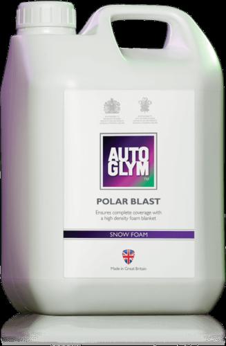 Autoglym Polar Blast Snow Foam 2.5 L New Pressure Wash Car Wash Shampoo