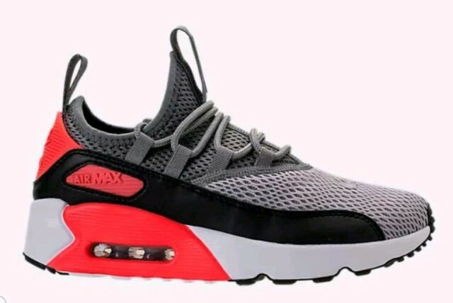 timeless design a8a78 18c0c Womens Girls Nike Air Max 90 Ez Trainers Size Uk 5 Eur 38 Grey Black