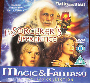 The Sorcerer039s Apprentice DVD Kelly Le Brock  Robert Davi Gideon Emery - <span itemprop=availableAtOrFrom>DRONFIELD, Derbyshire, United Kingdom</span> - The Sorcerer039s Apprentice DVD Kelly Le Brock  Robert Davi Gideon Emery - DRONFIELD, Derbyshire, United Kingdom