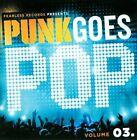 Punk Goes Pop, Vol. 3 by Various Artists (CD, Nov-2010, 2 Discs, Fearless Records)