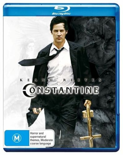 1 of 1 - Constantine (Blu-ray, 2008) New, ExRetail Stock (D139)